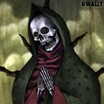 avatar: Halloween: Madonna: Skeleton Madonna