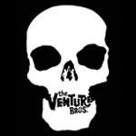 venture brothers skull: black