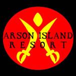 arson island resort