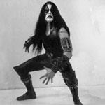 norwegian death metal rocker