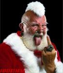 avatars: Santa Claus: Mohawk Santa