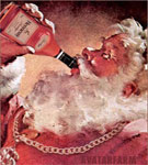 avatars: Santa Claus: Drinking: booze