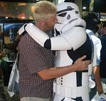 stormtrooper kissing