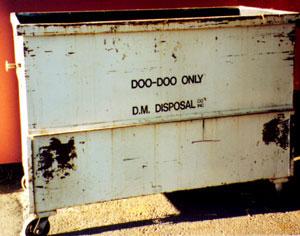 doo doo only