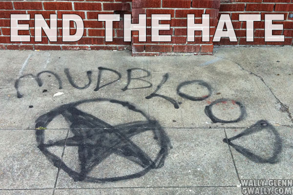 Harry Potter: End the Hate: Mudbloods